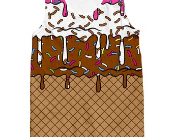 Neapolitan Ice Cream T-shirt