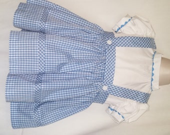 Dorothy  costume -  Little Girls
