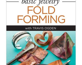 Basic Jewelry Fold Forming - DVD (VT3029)