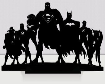 Justice League Stand