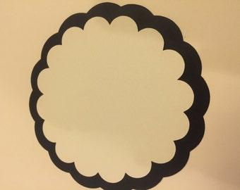 Pie Bar Signs