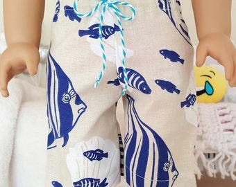 18 inch doll shorts