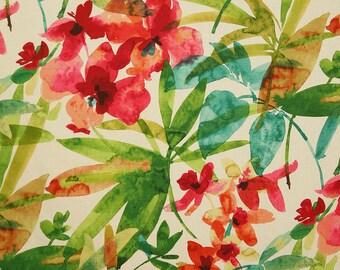 Limited Stock  Pindler-Pindler- Tahiti  Tropical- Fabric By The Yard