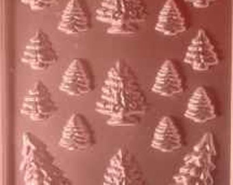 Christmas Tree Multi size chocolate mold