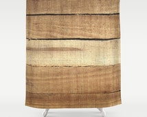 einzigartige artikel zum thema holz duschvorhang etsy. Black Bedroom Furniture Sets. Home Design Ideas