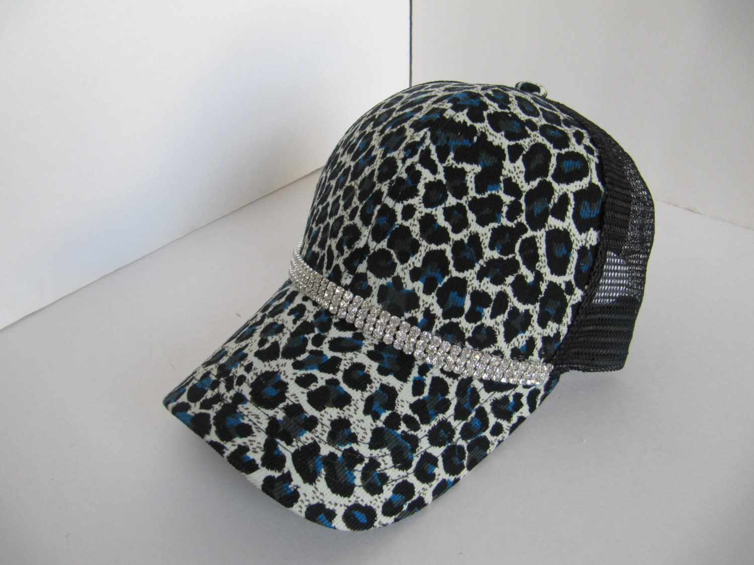 animal print hat womens hats print leapard print