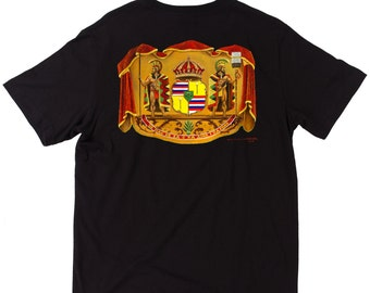 Hawaiian Coat of Arms tee