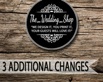 3 Additional Changes for your Listing from The_Wedding_Shop