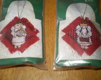 Little Angel Cross Stitch Kits