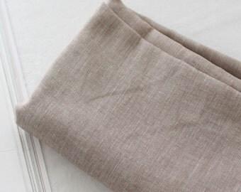 Gauze Fabric Beige By The Yard