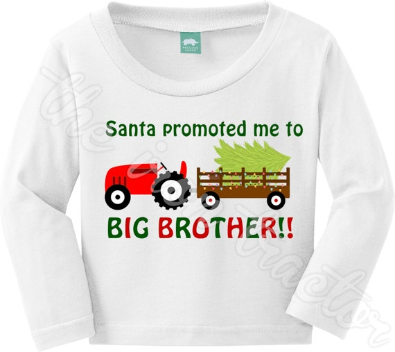 Big Brother Christmas T-Shirts from Spreadshirt Unique designs Easy 30 day return policy Shop Big Brother Christmas T-Shirts now!