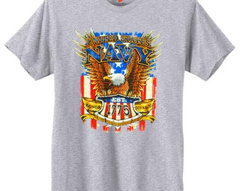 Navy seal shirt etsy for Custom military unit t shirts