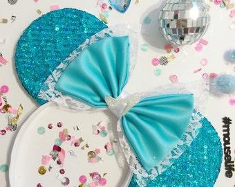 Sequin Cinderella Inspired Ears