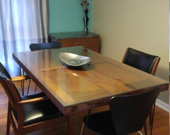 Reclaimed dining room table