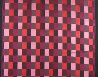 Vintage kimono silk fabric-Rectangle 2450H