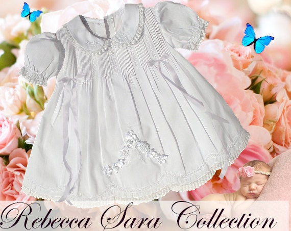 Heirloom Baby Dress Victorian Baby Dress Heirloom Baby