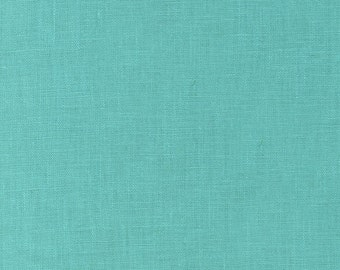 Fabric - Robert Kaufman - Essex linen/cotton- Aqua