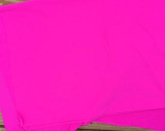 Matte Cerise Pink