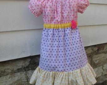 Girls dresses, girls easter dress, girls clothing, girls spring dress, birthday dress, sizes 2T, 3T, 4T, 5, 6, 7, 8, 10