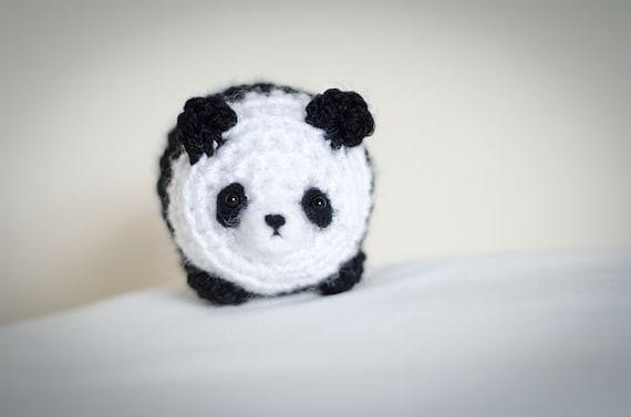 Panda Amigurumi Kawaii : Cute Mystery Panda Amigurumi Kawaii Panda Amigurumi Panda