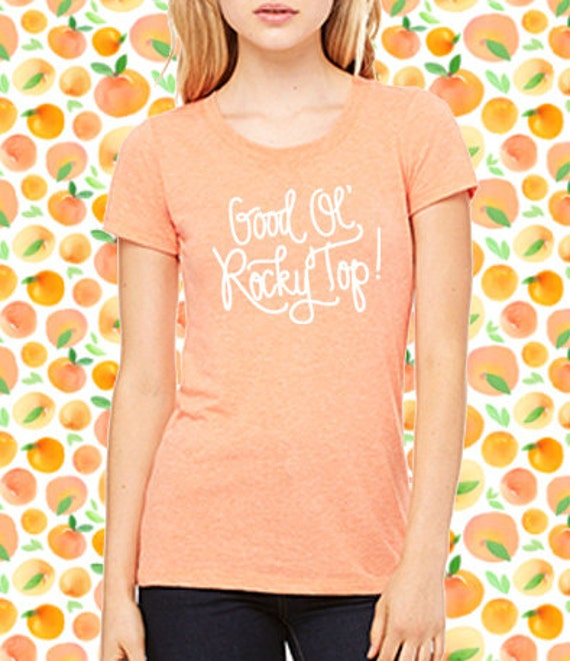 Good Ol' Rocky Top - Orange T-Shirt