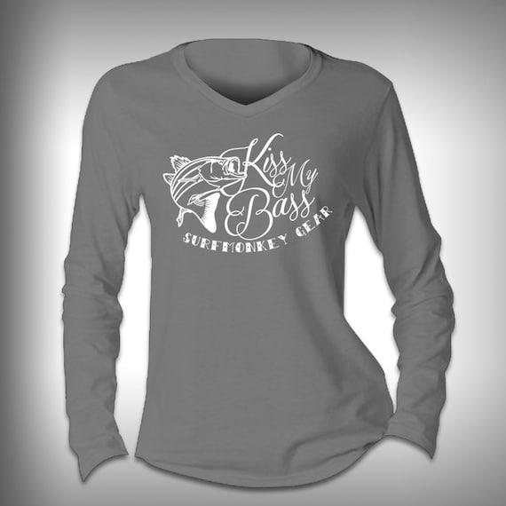Womens shirt womens long sleeve tee womenstshirt fishing for Women s fishing t shirts