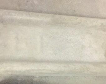 """Concrete mold, splash block, Standard 23"""", ABS plastic, molds, concrete,plaster, cement,"""