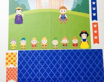 Supplemental Snow White Scene Sheet