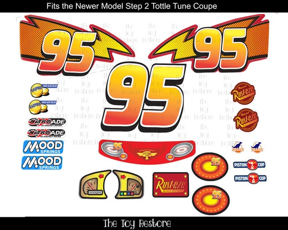 Lightning Mcqueen Decals Printable 187 Thousands Pictures Of
