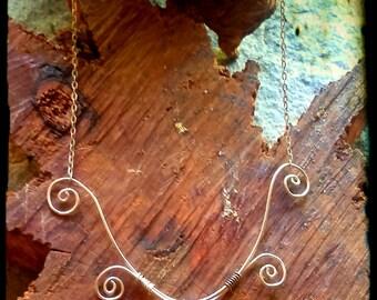 Bohemian & Romantic Necklace