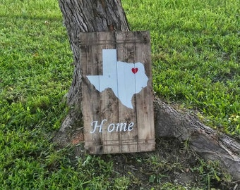 Rustic Home state