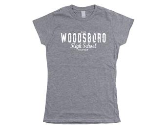 Scream: Woodsboro High School Ladies Fit T-shirt