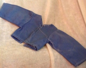 Vintage Unique  Blue Doll Jacket