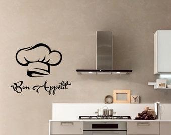 Decoration kitchen Bon Appetit-Decorative stickers Kitchen