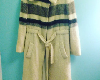 On hold. Vintage Iceland Coat Size small