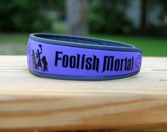 Haunted Mansion Magic Band Decals! FREE SHIPPING!