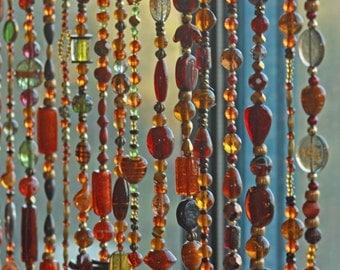 Beaded Door Curtains Etsy Uk
