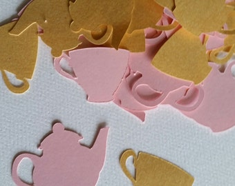 Tea Party, Pink and Gold First Birthday, Tea Party Bridal Shower, Tea Party Baby Shower