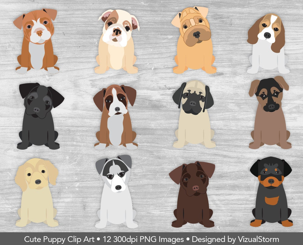 Clip Art Clip Art Puppy puppy clipart etsy clip art cute pet scrapbooking dog breeds party puppies clipart