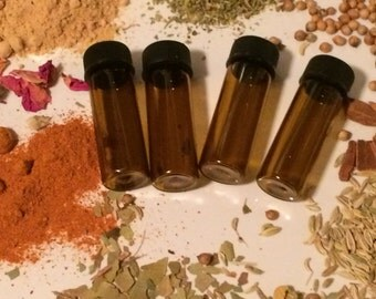 Wiccan Protection Oil