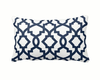 7 Sizes Available: Navy Pillow Cover Navy Throw Pillow Cover Decorative Pillow Navy Cushion Cover Navy Pillowcase Euro Pillow Lumbar Pillow