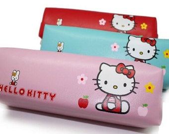 Hello Kitty Classic Waterproof Pencil Pouch