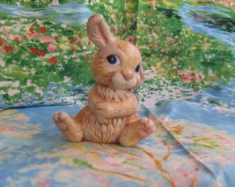 Lop Eared Sitting Bunny