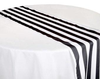 black striped tables runner 12 black striped table runner kate spade black striped