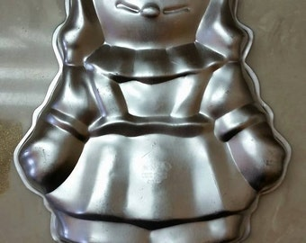 1971 Wilton Cake Pan #502-968 Storybook Rag Doll/Raggedy Ann with Instructions