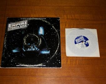 Star Wars Records - The Empire Strikes Back Vinyl Record Set