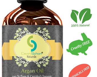 4 Oz Argan Oil 100% Natural & Organic