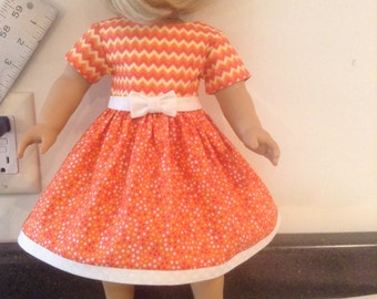 American made doll dress!  Girl doll