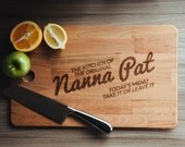 Personalised chopping board, Personalized cutting board, Christmas Gift. Custom chopping board, Bespoke cutting board
