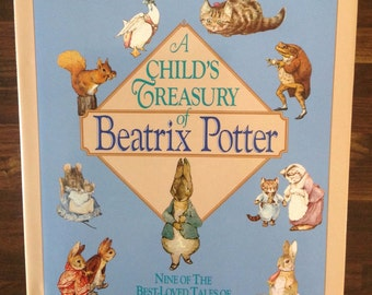 A Child's Treasury of Beatrix Potter